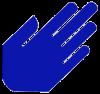De Blauwe Hand
